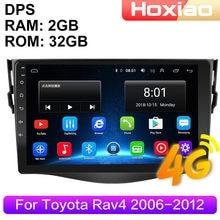 Мультимедийный видео плеер для Tayota Rav4, 4G, Android, 2din, для Tayota Rav4, 2006, 2007, 2008, 2009, 2010, 2011, 2012, навигация, GPS, аудио, 2 DIN