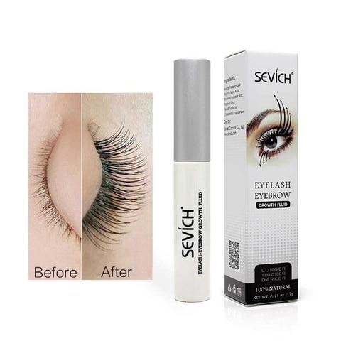 Eyelash Growth Enhancer Natural Medicine Treatments Lash Eye Lashes Serum Mascara Eyelash Serum Lengthening TSLM2 Multan