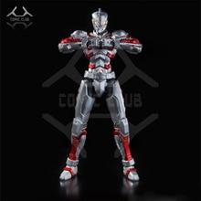 CLUB bandes dessinées, en STOCK, Ultraman ACE Ultraman, première version 1/6 E model, robot daction, construction métallique, figurines, jouets, figurines