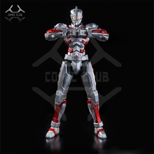 COMIC CLUB IN LAGER 1/6 Ultraman ACE Ultraman erste ver. Durch E modell metall bauen aktion roboter Spielzeug Figur