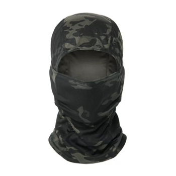 Tactical Camouflage Full Face Mask CS Game Army Hunting Riding Sports Helmet Lining Cap Outdoor Military Warm Hood 5