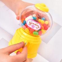 Милые детские игрушки в виде машины для конфет банка мини креативный