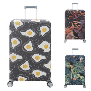 Image 5 - VOGVIGO, Maleta de viaje más gruesa, Fundas protectoras para la caja del maletero, se aplica a 18  32, cubierta de la maleta, elástico perfectamente, nuevo