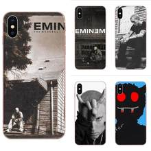 Coque souple transparente pour Samsung Galaxy Note 10 pro Galaxy Note 10 Plus Galaxy Note 10 Lite M60s le Marshall Mathers Lp Eminem(China)