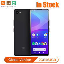 Pantalla Completa QIN 2 Pro, versión Global, red 4G, Wifi, 5,05 pulgadas, 2100mAh, Android 9,0, Octa Core, SC9863A