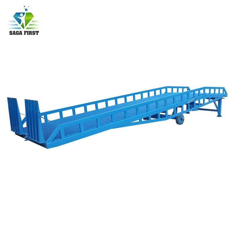 Hydraulic Loading Dock Ramp, Loading Ramp Dock Leveler With Top Quality