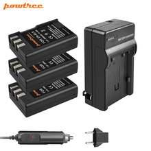 Аккумулятор и зарядное устройство powtree на 2000 мАч для nikon