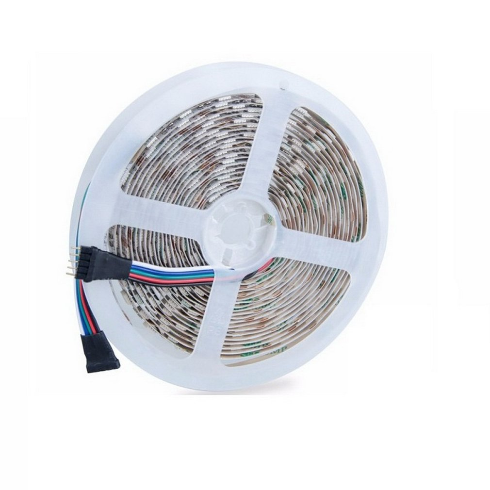 5m Led Light Strip Smd 5050 Flexible Light Bare Board Light Strip Not Waterproof 5m 300/5050smd Rgb 4 In One Dc12v Light Strip