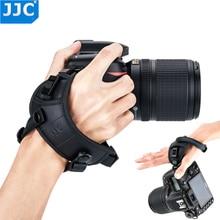 """JJC Deluxe Kamera Hand Grip Strap Handgelenk Gurt Für Sony Nikon Canon Fuji Panasonic Olympus Mit 1/4 """" 20 stativ Buchse für DSLR"""