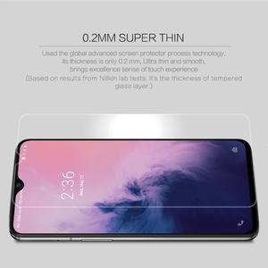 Image 4 - Oneplus 7T/7/6T/6/5T/5/3 закаленное стекло Nillkin 9H жесткий стеклянный протектор экрана для Oneplus 7T 7 6T 6 5T 5 3 пленка