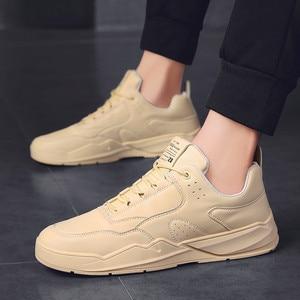 Image 5 - Gündelik erkek ayakkabısı klasik erkek koşu ayakkabıları moda spor ayakkabı artan büyük boy erkek ayakkabıları rahat nefes