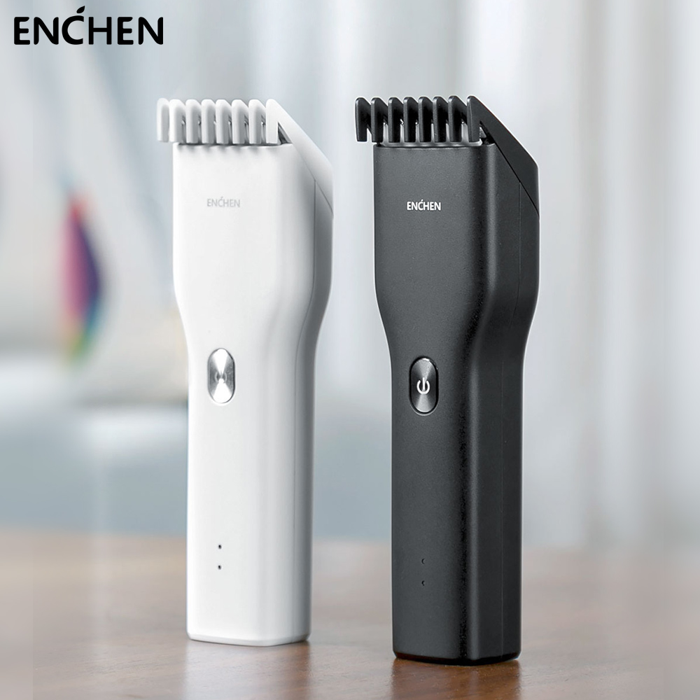 ENCHEN Hair Clipper Cordless Hair Trimmer For Men Hair Cutting Machine Tondeuse Cheveux Professional Razor From Xiaomi ENCHEN