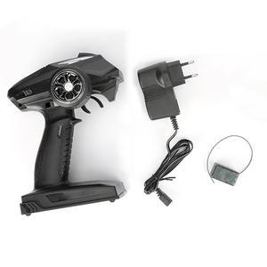 Image 2 - Transmisor receptor RC de 2,4 GHZ, 4 canales, X6F/X6FG, transmisor de control remoto de Radio con perilla EPA para DUMBORC X4, accesorio para coche de control remoto