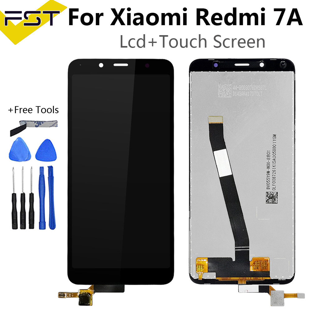 """5.45""""For Xiaomi Redmi 7A LCD Display+Touch Screen Digitizer Assembly For Redmi7A lcd Display Screen Replacement Parts+Tools Mobile Phone LCD Screens    - title="""
