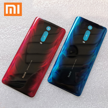 Xiao mi redmi k20 k20 pro tylna pokrywa baterii 3D szklana tylna klapka wymienna obudowa dla Xiao mi mi 9T Pro mi 9T pro tanie i dobre opinie XIAOMI Aneks Skrzynki battery cover Anti-knock 6 39 For Xiaomi Redmi K20 K20 pro For Xiaomi Mi 9T MI9T pro Blue Red White Black