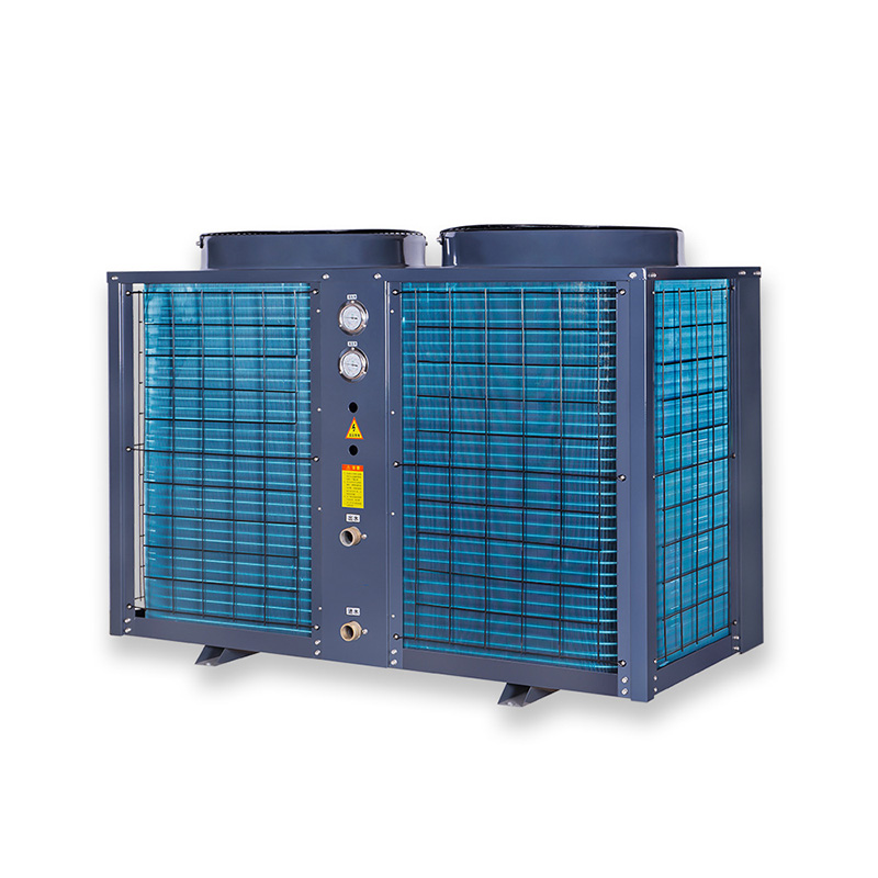Commercial Air Energy Heat Pump Hot Water Unit Heating Water Heaters For Large Construction Sites Split Air Intelligent Energy
