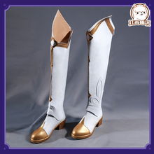 Hot Game Genshin Impact Traveler Cospaly Shoes For Protagonist Fluorescence