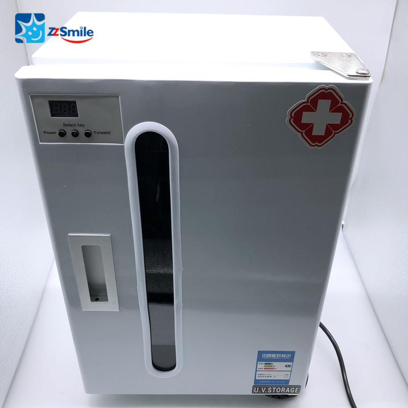 Dental UV Disinfection Cabinet SS-1601D Dental Equipment MaterialSterilizer Ozone Sterilization Box