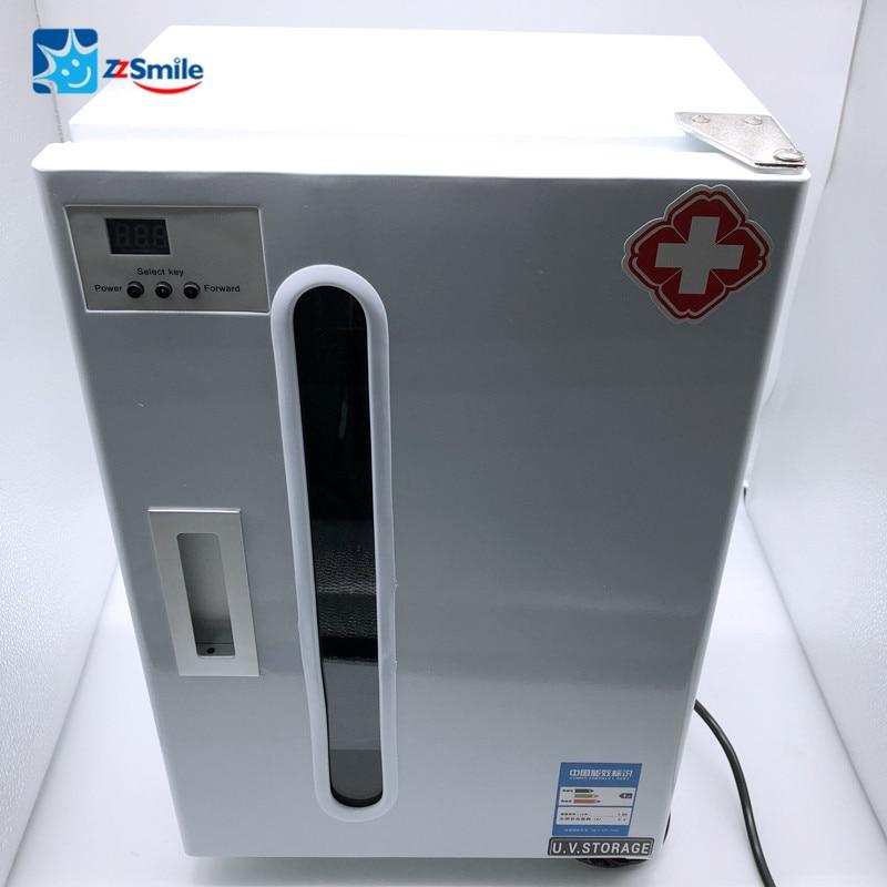 Dental UV Disinfection Cabinet SS-1601D Dental Equipment MaterialSterilizer Ozone Sterilization Box