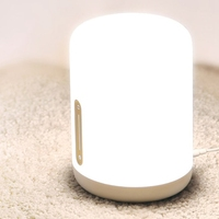 Xiaomi Mijia Bedside Lamp 2 Smart Light Voice Control Contact Switch Mi Home App Led Bulb for Apple Homekit Siri Eu Plug