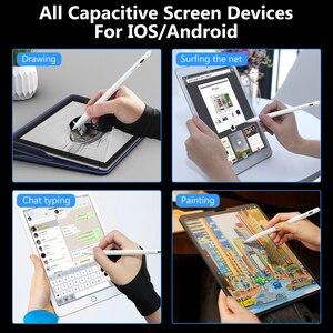 Image 5 - Dla iPad ołówek rysik dla Apple ołówek 1 2 pióro dotykowe dla tabletu IOS Android rysik dla iPad Xiaomi Huawei uniwersalny