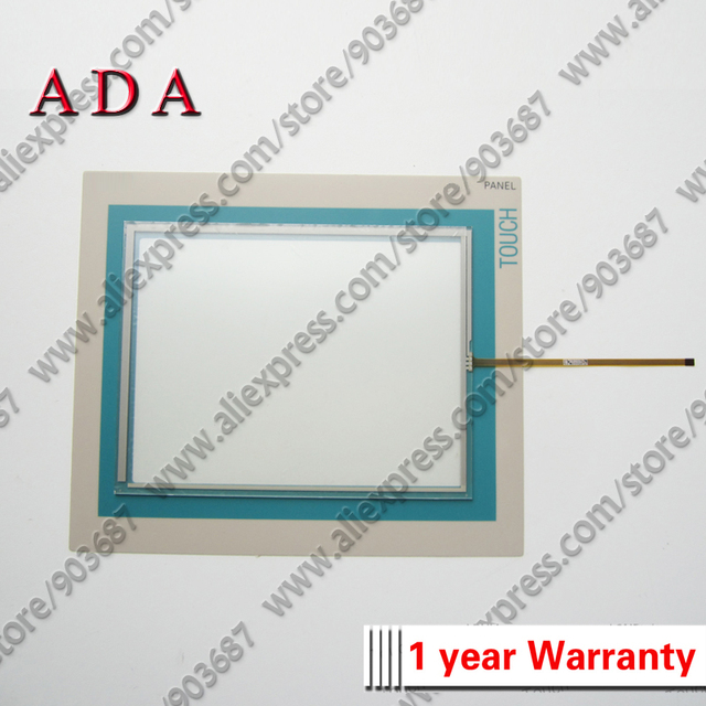 """Touch Screen Panel Glass Digitizer for 6AV6545 0CC10 0AX0 6AV6 545 0CC10 0AX0 TP270 10"""" Touchscreen with Overlay protective film"""
