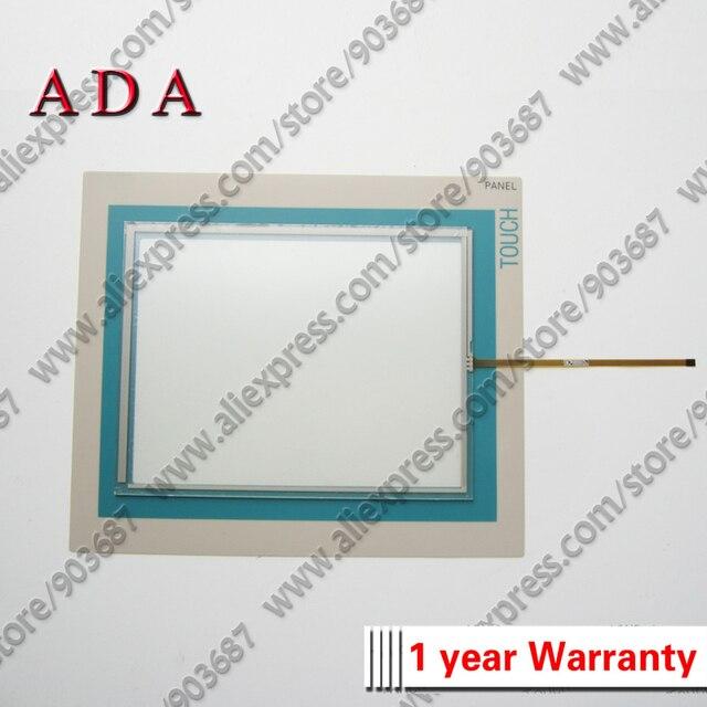 """Touch Screen del Pannello di Vetro Digitizer per 6AV6545 0CC10 0AX0 6AV6 545 0CC10 0AX0 TP270 10 """"Touchscreen con Overlay pellicola protettiva"""