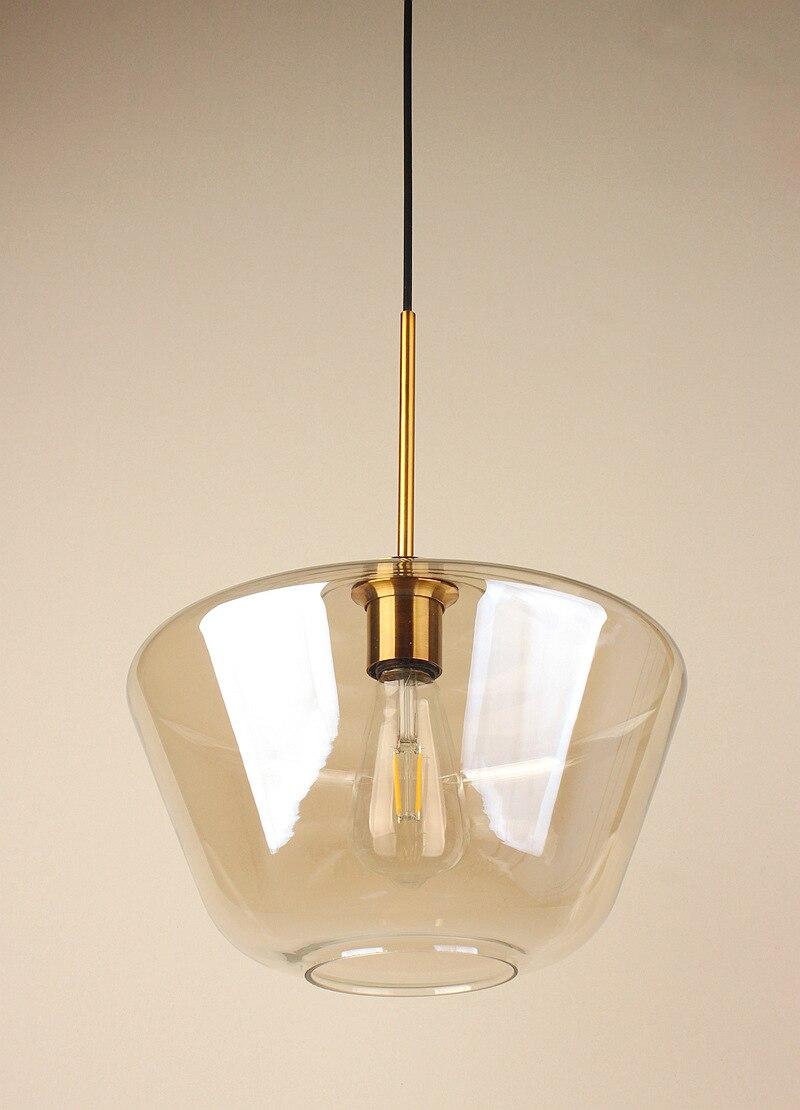 lâmpada pendurada moderna luminária