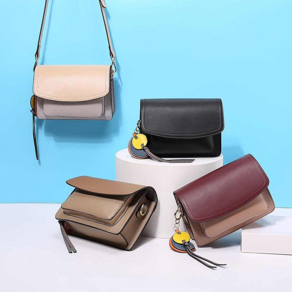 [-] Bl-2673 [Material] Full-grain Leather [Color] Burgundy, Black Shallow Kaki,