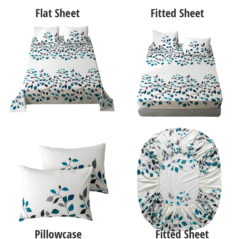 Svetanya Parure Duvet Cover Set Bedding Set Bed Set Boho Bed Sheets Bed Cover Set Bed Linen