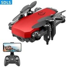 Mini Drone 4K HD Camera Wifi Real-Time Transmission Quadcopter One Key Return RC