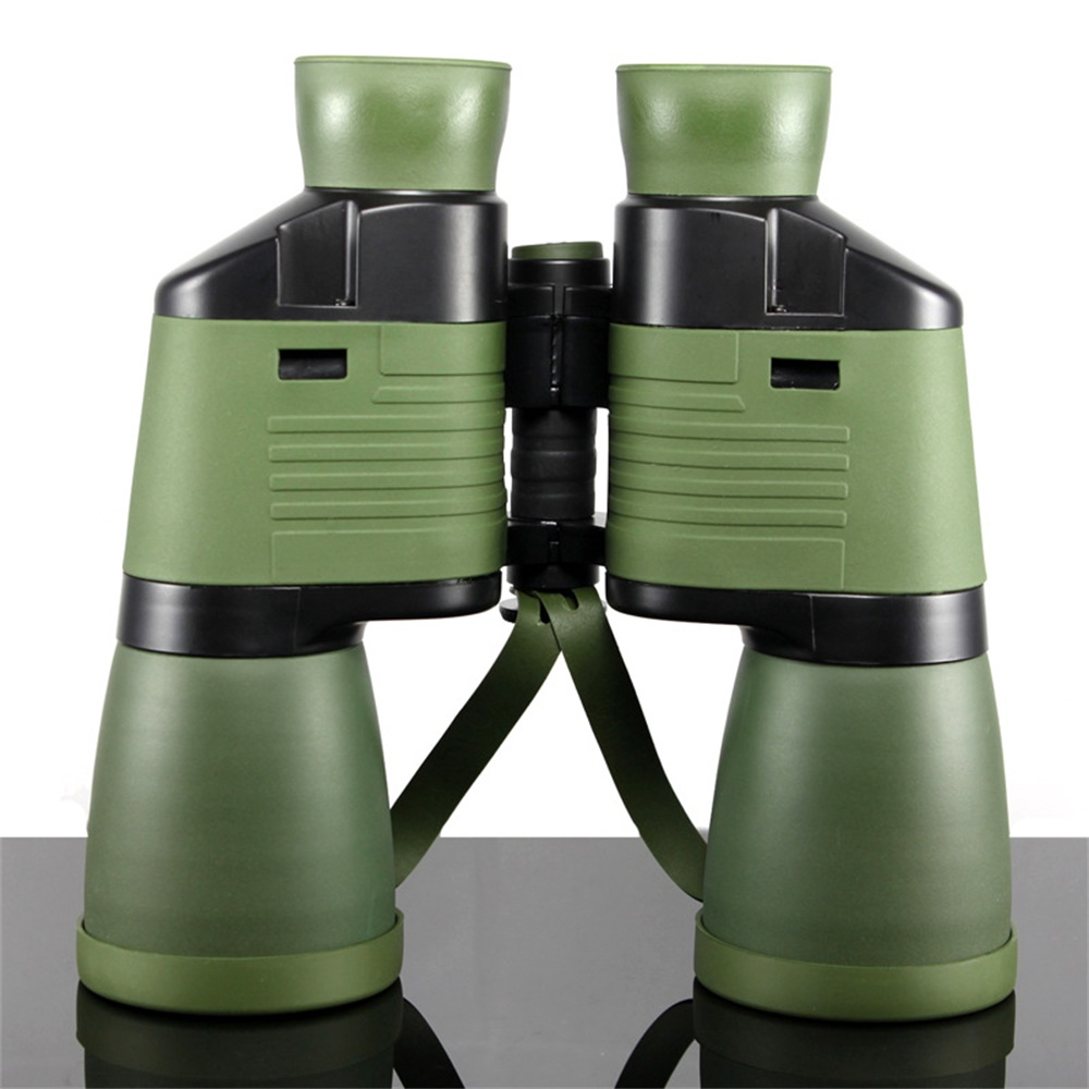 Power Boshiren High HD 10X50 Vision New With Auto Telescope And LLL Light FMC Scope Coordinate Spotting Night WA Binocular Focus