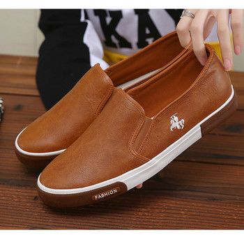 italian brand designer men casual business wedding formal dress bright patent leather shoes slip on lazy driving oxfords loafers Men Casual Shoes Comfortable Mens Loafers Luxury Flats Sneakers Men Slip on Lazy Driving Genuine Leather Men Designer Shoes