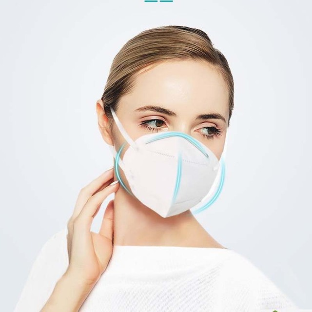 [1~25pcs] KN95 Disposable Face Masks N95 Protective Filter Mouth Respirator Dust Mask Flu Facial template ffp2 Pm2.5 mouth Cover 2