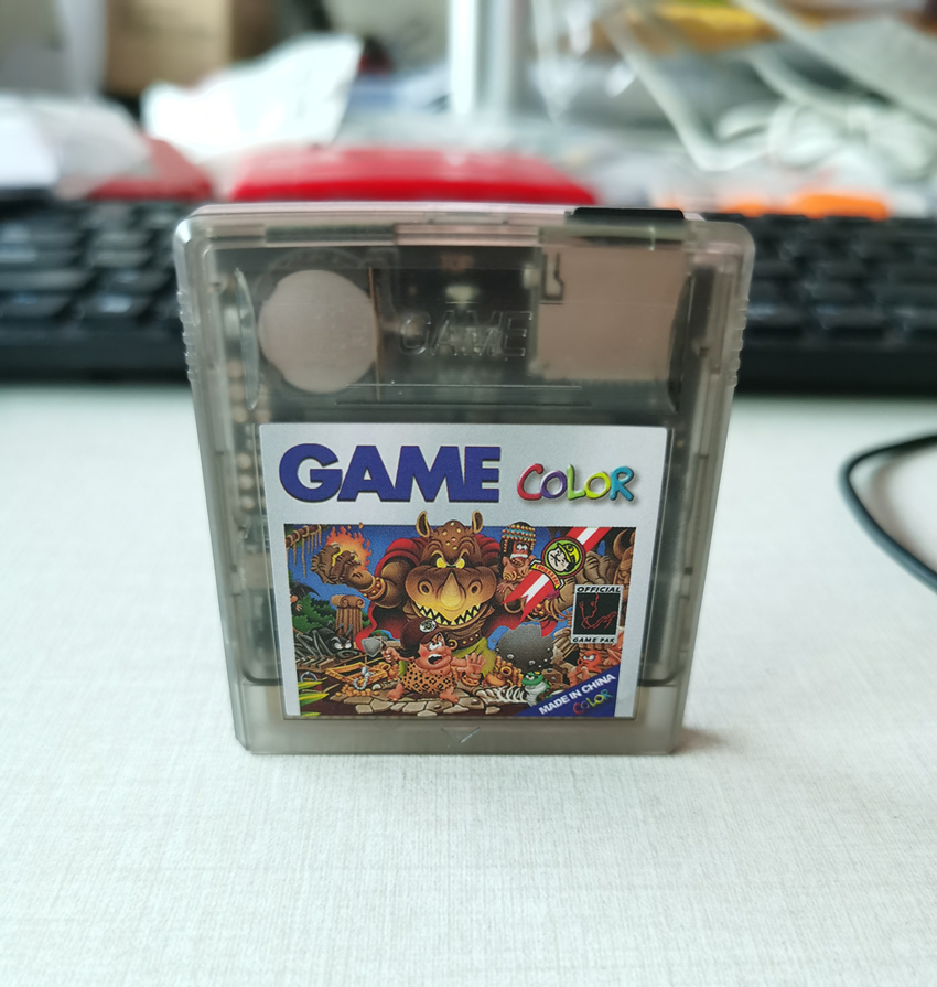 DIY China Version 700 in 1 EDGB Remix Game card for GB GBC Game Console Game Cartridge image