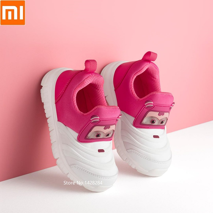 Xiaomi Lightweight Children's Super Flying Functional Shoes Flashing Lightshoes Function Shoes Child Baby Sports Shoes