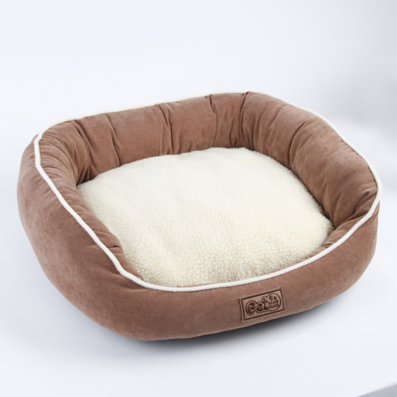 Self-Warming Cat and Dog Bed Cushion for Medium large Dogs Free shipping