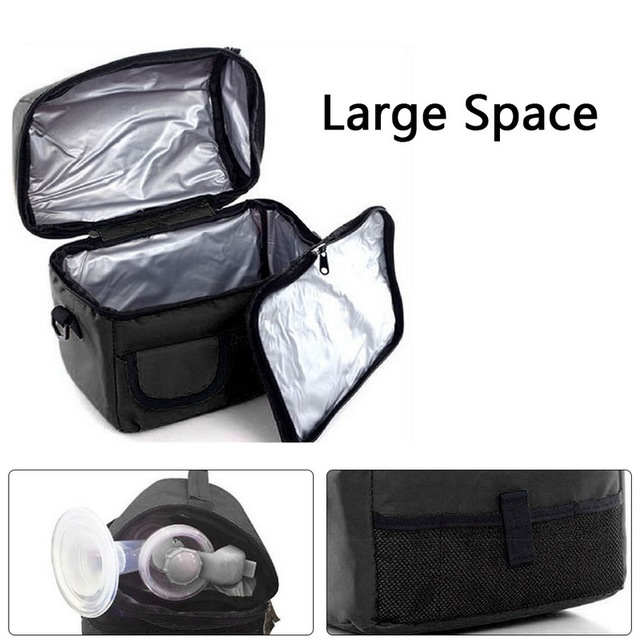 Lunch Bag For Women Kids Men Multifunction Food Picnic Cooler case Insulated Tote Bags Storage Container 5