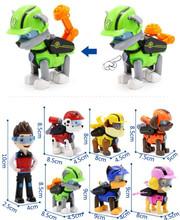 2020 nowy łapa Patrol pies Puppy Patrol samochodów Patrulla Canina zabawki Model figurki zabawki pościg Marshall Ryder pojazdu samochód zabawka dla dzieci tanie tanio PAW PATROL Z tworzywa sztucznego CN (pochodzenie) Nanocząstek 0-12 miesięcy 13-24 miesięcy 2-4 lat 5-7 lat 12-15 lat
