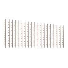 19pcs/Set Fretwire-Set Guitar Accessori Copper for 36inch New