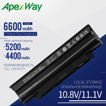 Apexway laptop battery for Dell Inspiron M4040 M411R M5040 M511R N3110 N4050 N5050 Vostro 1450 1440 1540 1550 3450 3550 3750