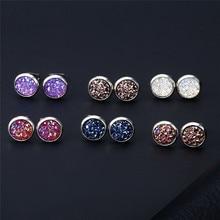 Imitation Pearl Rhinestone Small Stud Earrings for Women Fashion Shiny Crystal Earrings Jewelry Wedding Bride Party Gifts цена и фото