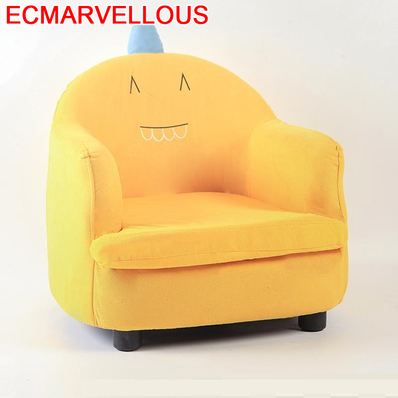 Boy Divano Bambini Cute Relax Chair Quarto Menina Mini Silla Children Baby Chambre Enfant Dormitorio Infantil Children's Sofa