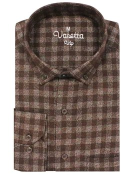 Flannel shirt men plaid men Shirt 100% cotton fabric wool mens shirts long sleeve shirts for men merino wool men shirt Varetta photochromic wool fabric