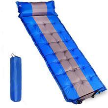 Desot& Fox Самонадувающийся спальный матрас легкий спальный воздушный коврик водонепроницаемый походный коврик с воздушной подушкой 183*62*4,5 см