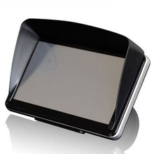 Vehemo пластик gps Солнцезащитный щиток gps солнцезащитный экран Безопасность Автомобильный для теней gps Зонт твердая навигация
