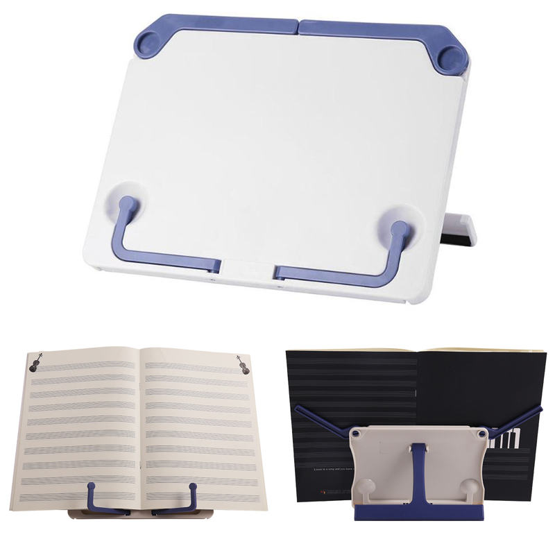 Bookend Stand Shelf Reading Stands For Music Tablet IPad Folding Stand With Anti-skid Pad Holder Organizer For Dropshipping