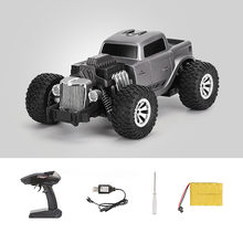 2.4G 1:16 High Speed cross-country climbing electric model toy car suitable(China)