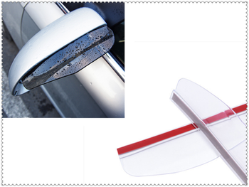 Car sticker rearview mirror rain shield for BMW Z3 M3 Convertible Mini 318ic 318ti 2002 - 2009 image