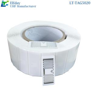Self-Adhesive-Label UHF LT-TAG5020RFID U8-Chip Unmanned Supermarket New